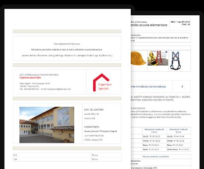 Software sicurezza cantieri aziendale psc pos 888sp for Piani di produzione